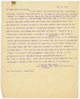 Transcription of letter to Edward White Benson from VW 8 December 1886
