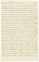 Letter to Edward White Benson from VW 8 December 1886
