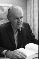 Floyd Chalmers : Retiring president of Maclean-Hunter Ltd.