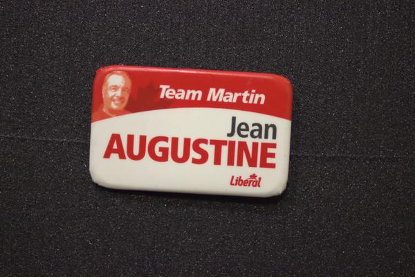 Team Martin buttons