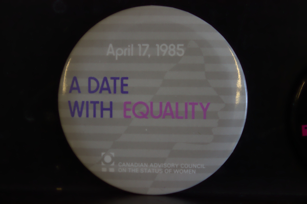 April 17, 1985 a date with equality button