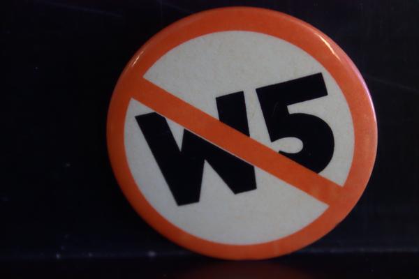 W5 button