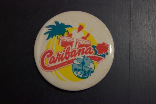 Caribana buttons