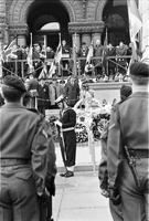 Armistice Day : Cenotaph at Old City Hall