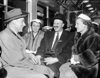 TTC : Subway opening : VIP train