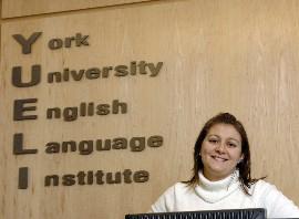 York University English Language Institute (YUELI)