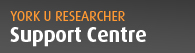 York Research Support Centre