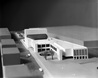 St. Lawrence Centre for the Arts : Model