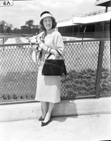 Malton New Woodbine Racetrack : Queens Plate : fashions and colour only