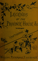 Legends of the Province House, etc