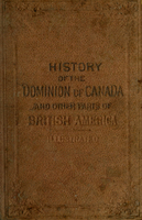 Lovell's history of the Dominion of Canada and other parts of British America