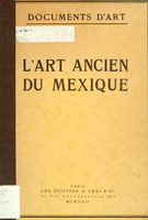 art ancien du Mexique, simple esquisse