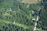 Estate lots east of Oshawa Ski Club