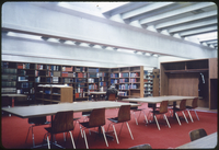 Steacie Science Library - interior view