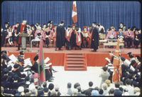 Convocation in Tait McKenzie