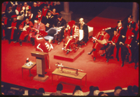 Convocation - Burton Auditorium