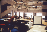 Scott Library - interior