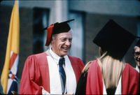 Convocation - Ex-President M. G. Ross