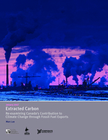 Extracted Carbon: Re-examining Canada's Contribution to Climate Change through Fossil Fuel Export