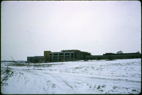 Petrie Science Building under construction