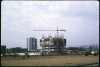 McLaughlin College Residence under construction