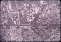 Aerial view of N. York district