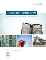 Jobs for Tomorrow: Canada's Building Trades and Net Zero Emissions