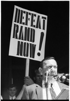 Labor Unionists : Protest Rand Report