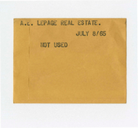 A.E. Lepage Real Estate [not used]