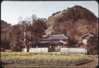Prosperous farmhouse in Izu, between Nagaoka & Mito
