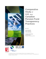 Comparative Study of U.K. and Canadian Pension Fund Transparency Practices