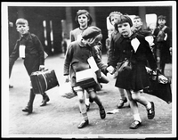 Evacuation of London children