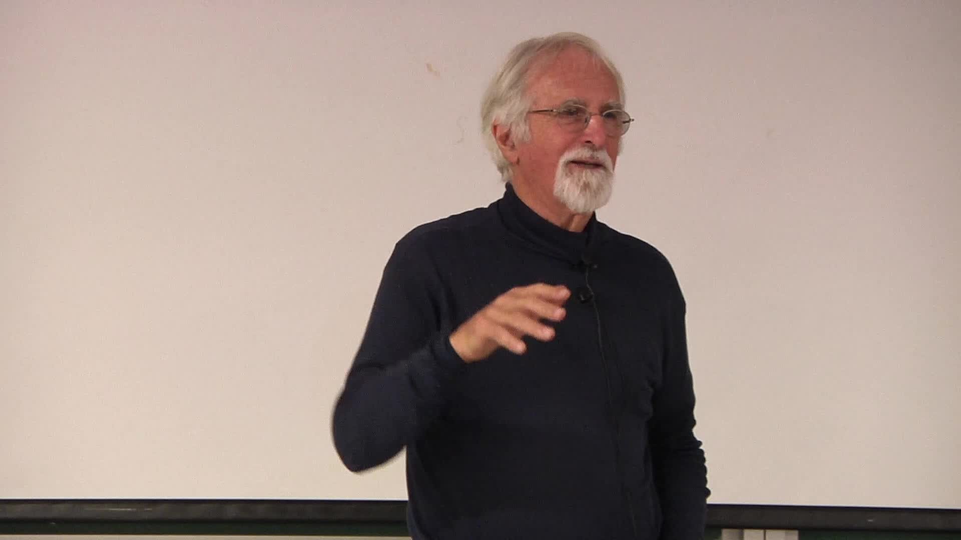 Guest Lecture by Garry Geddes