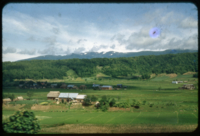 From train between Oshamanbe and Otaru, Hokkaido