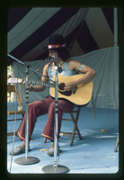 David Campbell performing on stage in 1975
