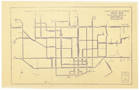 Toronto Transportation Commission route map:  August 31, 1921
