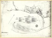 Plan of the town and harbour of York