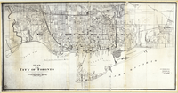 Plan of the City of Toronto [1902]
