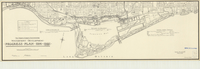 Waterfront development [Toronto] : progress plan, 1914-1921 (inclusive)