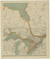 [Map of Ontario showing railways]