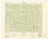 National Topographic Series (scale 1:126,720) : Taschereau, Quebec [sheet 32D/NE]