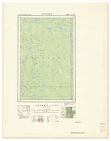 National Topographic Series (scale 1:126,720) : Chabbie Lake, Ontario [sheet 32E/NW]