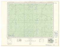National Topographic Series (scale 1:126,720) : Elsas, Ontario [sheet 42B/NE]