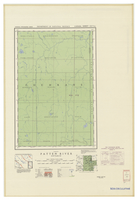 National Topographic Series (scale 1:126,720) : Patten River, Ontario [sheet 32E/SW]