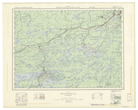 National Topographic Series (scale 1:126,720) : Espanola, Ontario [sheet 41I/SW]