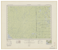 National Topographic Series (scale 1:126,720) : Pukaskwa River, Ontario [sheet 42C/SW]