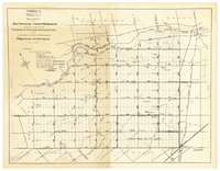 Road map of the Six Nations Indian Reserve, comprising part of the Townships of Tuscarora, Onondaga & Oneida in the counties of Branch & Haldimand, Province of Ontario