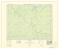 National Topographic Series (scale 1:126,720) : Fire River, Ontario [sheet 42B/NW]