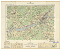National Topographic Series (scale 1:126,720) : Quebec, Quebec [sheet 21L/NW]