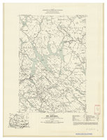 National Topographic Series (scale 1:126,720) : St. Michel, Quebec, Map 680A [sheet 31I/NW]